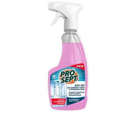 Моющее средство PROSEPT Bath Uni с антимикробным действием , 0.5 л Фотография_0
