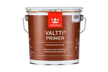 Антисептик-грунт Tikkurila Valtti Primer Pohjuste с маслом, для обработки древесины снаружи (2.7 л)