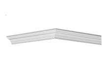 Плинтус потолочный экструдированный П 04 35/30 (2 м)