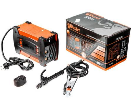 Сварочный аппарат WESTER Compact 180 Фотография_0