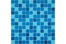 Мозаика Caramelle Mosaic Acquarelle Crocus 298х298х4 мм, чип 23*23 мм